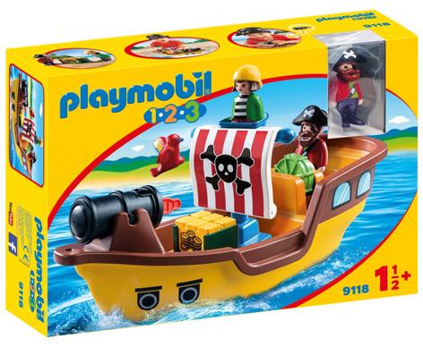 123 Pirate Ship
