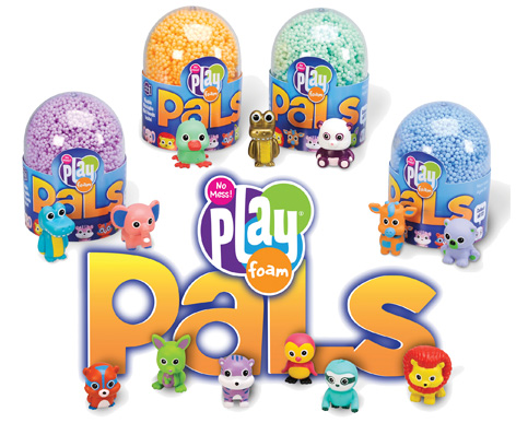 Playfoam® Pals™ Wild Friends
