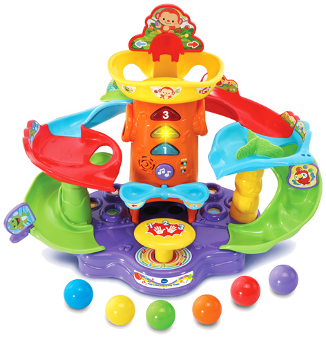 Pop-a-Ball Pop & Play Tower