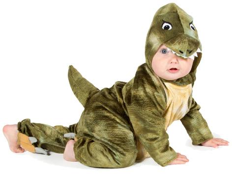 Baby T-Rex Onesie