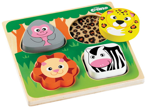 Touch and Feel Puzzles