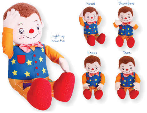 Head, Shoulders, Knees and Toes Mr Tumble