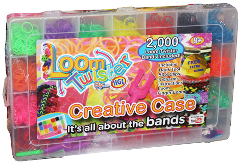 Loom Twister Creative Case