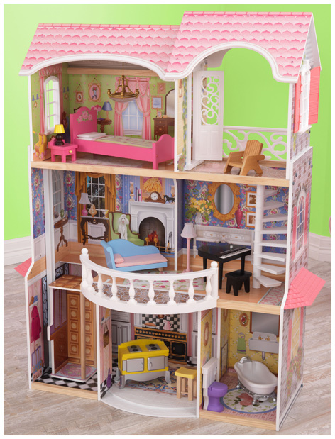Magnolia Mansion Dollshouse