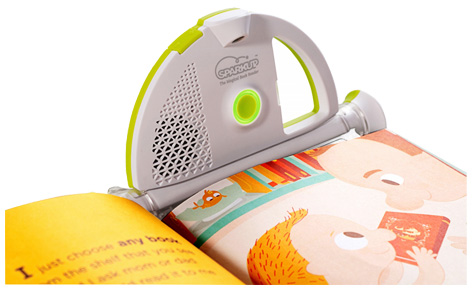 Sparkup: The Magical Book Reader