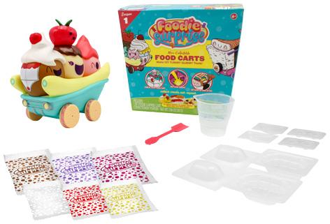Foodie Surprise Food Carts