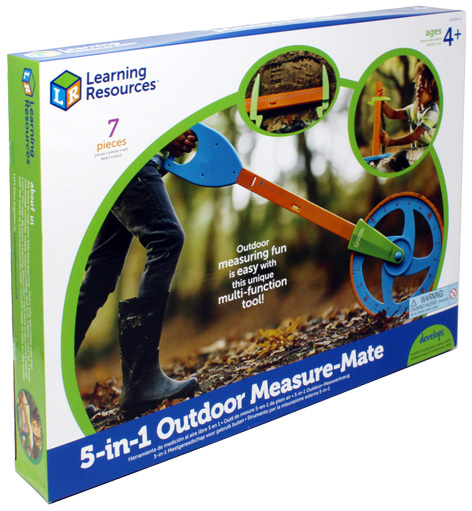 5-in-1 Outdoor Measure-Mate