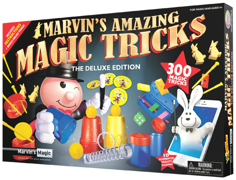 Box of 300 Tricks