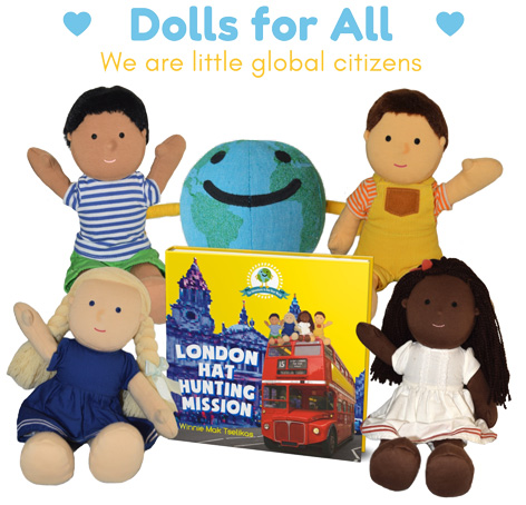 Multicultural Dolls For All