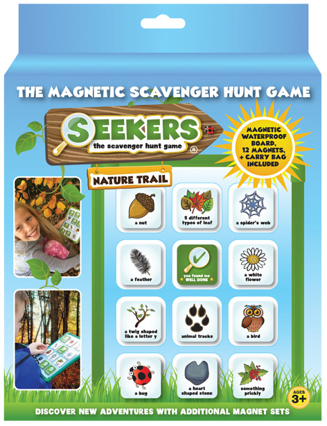 The Magnetic Scavengers Hunt Game