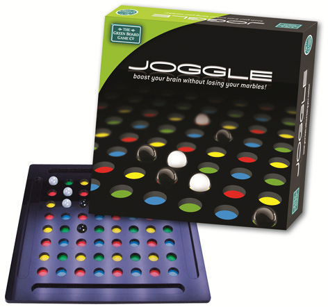The Joggle Game from Green Board Games