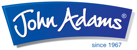 The official John Adams logo