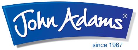 The official John Adams logo