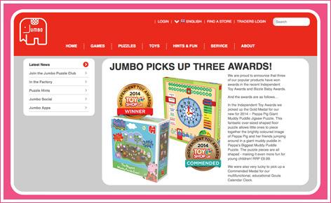 Jumbo Games Blog