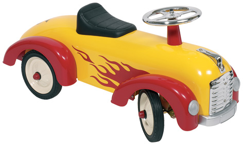 Ride-on car from K-Play