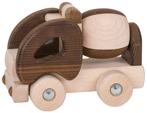 Wooden toy car from K-Play