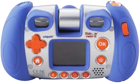 The Kidizoom Twist Digital Camera from VTech