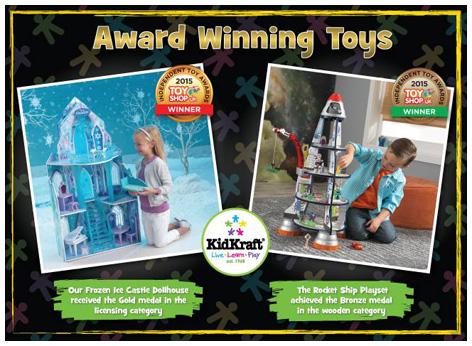 Kidkraft's award winning advert