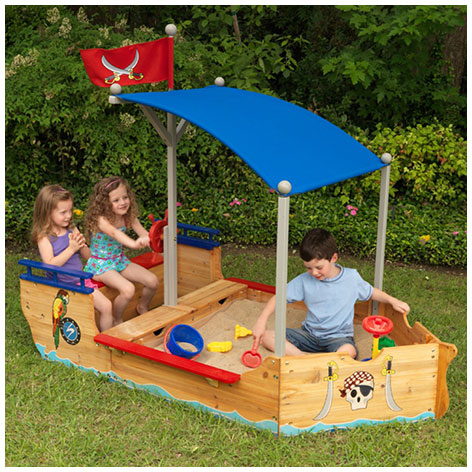 Kidkraft Pirate Ship