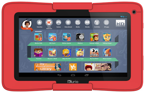 Kurio Tablet Computer