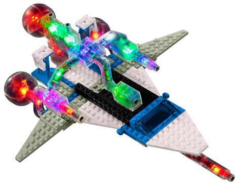 Laser Peg Stackables
