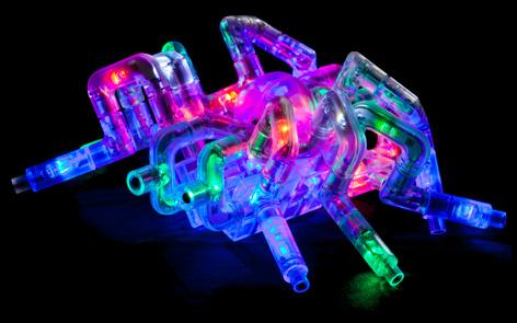 Laser Peg Spider