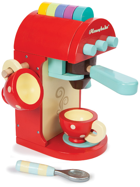 Honeybake Café Machine