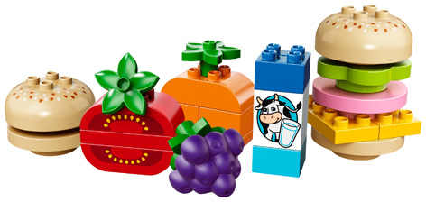 LEGO DUPLO Creative Picnic set