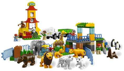 Duplo Zoo Animals