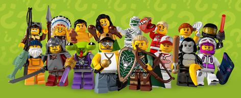 [LEGO] : MINIFIGS COLLECTION Lego-minifigures-series-3
