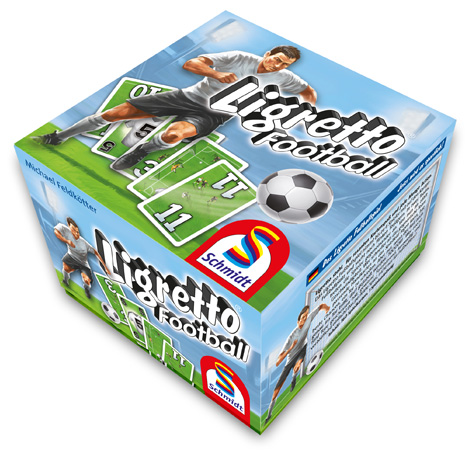 Ligretto Football Game from Coiledspring Games