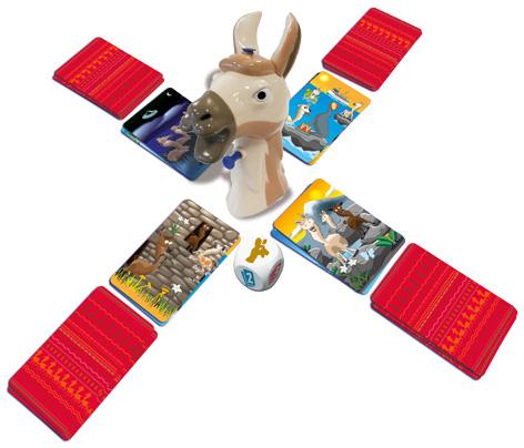 Llama Game