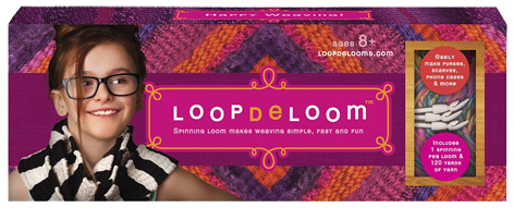 Loop De Loom Packaging
