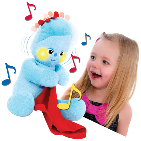 Lullaby Igglepiggle from Golden Bear