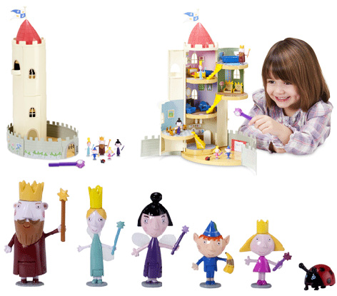 More images of the Little Castle Magical Playset
