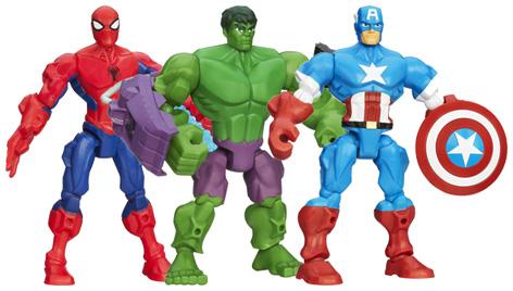 Marvel Mashers