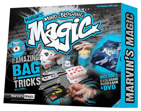 Marvins Magic Amazing Bag of Tricks