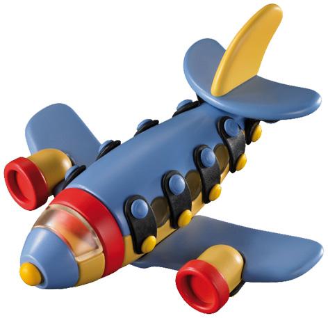 mic.o.mic Jet Plane