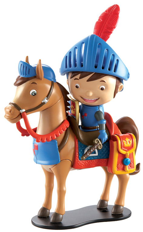 Mike the Knight Toys, Plush & Collectables from Character Options