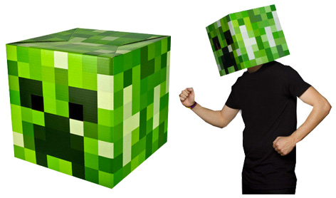 Minecraft Box Heads