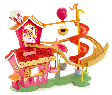 Mini Lalaloopsy playset