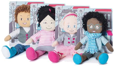 Minimondos Dolls