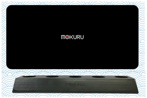 Mokuru Stand and Mat