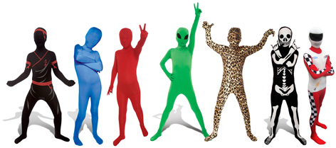 Morphsuits Kids