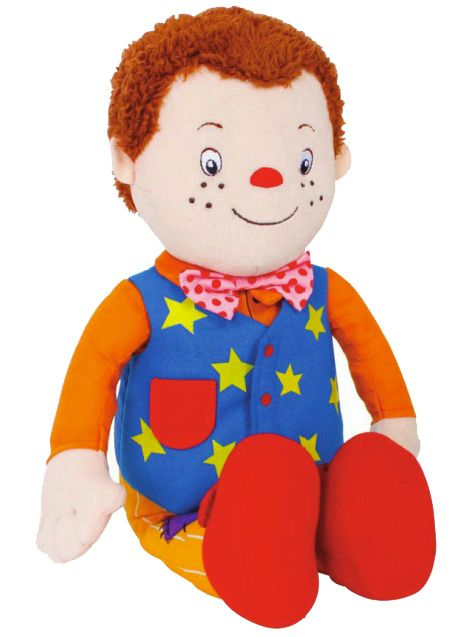 Mt Tumble Plush Toy