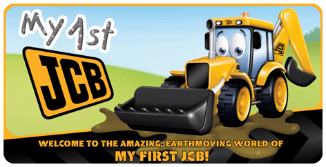 Official My 1st JCB Advert