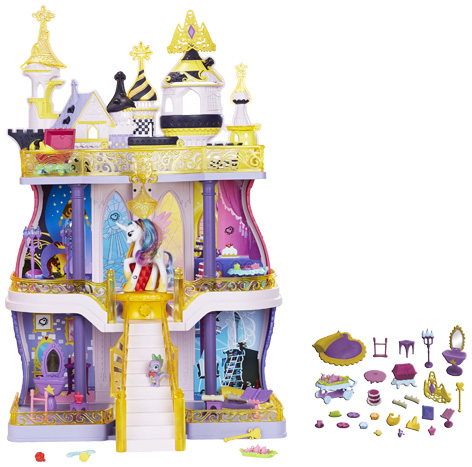My Little Pony Cutie Mark Magic Kingdom Playset