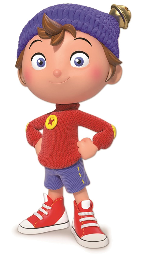 The new-look Noddy