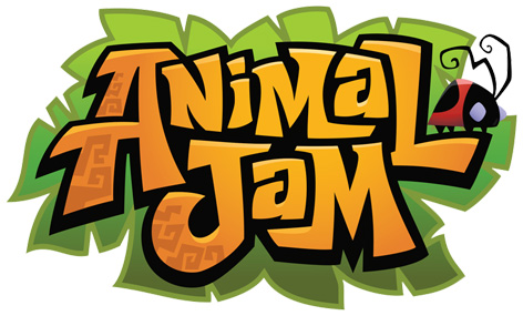 Official Animal Jam logo