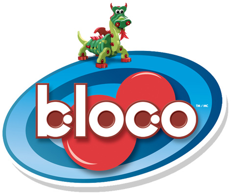 Official Bloco Toys logo